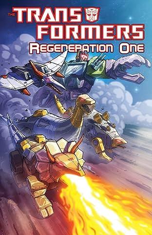 Transformers: Regeneration One Vol. 2