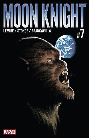 Moon Knight (2016-) #7