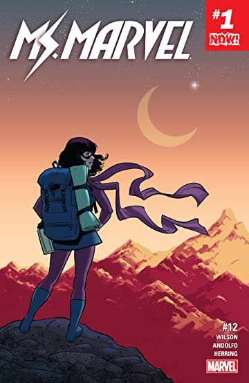 Ms. Marvel (2015-2019) #12
