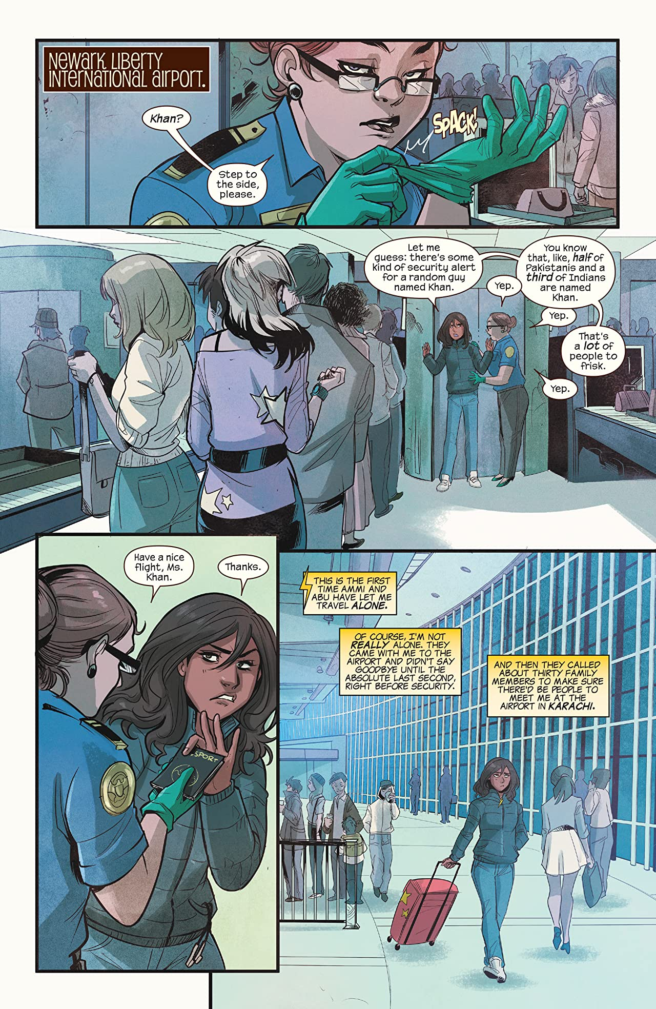 Ms. Marvel (2015-) #12