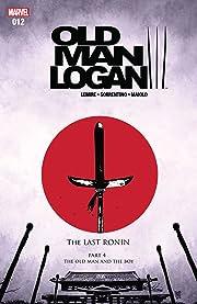 Old Man Logan (2016-2018) #12