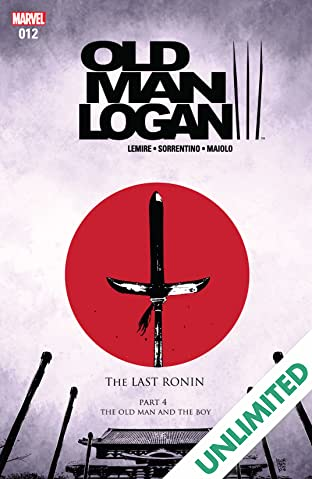 Old Man Logan (2016-2018) #12