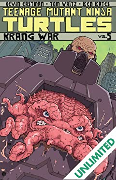 Teenage Mutant Ninja Turtles Vol. 5: Krang War