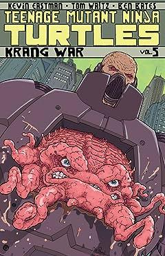 Teenage Mutant Ninja Turtles Tome 5: Krang War