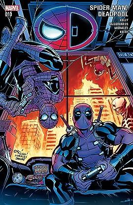 Spider-Man/Deadpool (2016-2019) #10