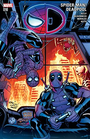 Spider-Man/Deadpool (2016-2019) #10