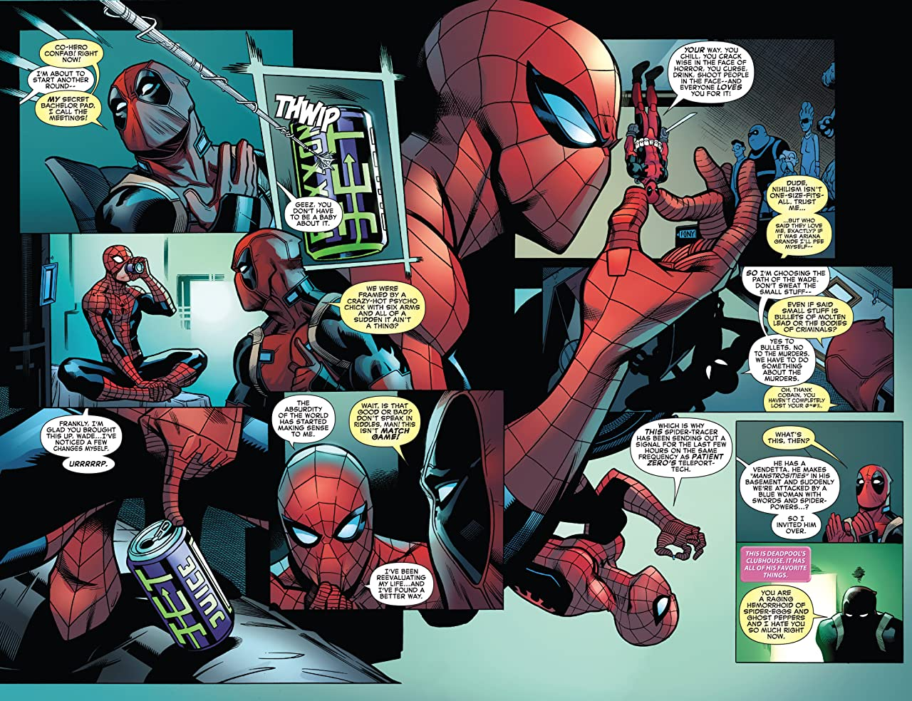 Spider-Man/Deadpool (2016-) #10