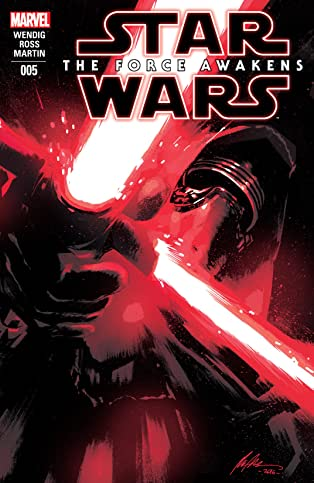 Star Wars: The Force Awakens Adaptation #5 (of 6)