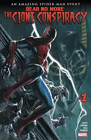 The Clone Conspiracy (2016-2017) #1 (of 5)