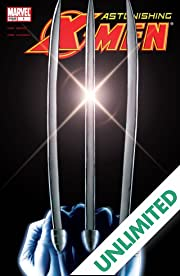 Astonishing X-Men (2004-2013) #1
