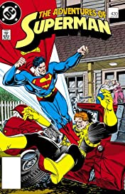 Adventures of Superman (1986-2006) #430