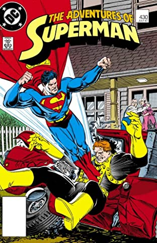 Adventures of Superman (1986-2006) No.430