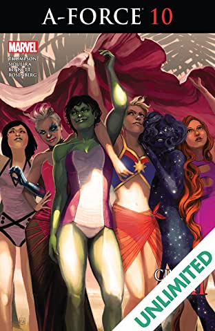 A-Force (2016) #10