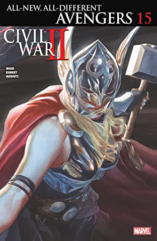 All-New, All-Different Avengers (2015-) #15
