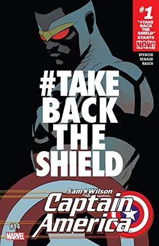 Captain America: Sam Wilson (2015-2017) #14