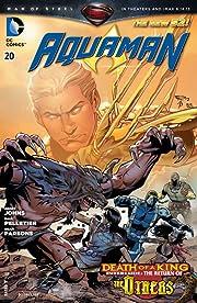 Aquaman (2011-2016) #20