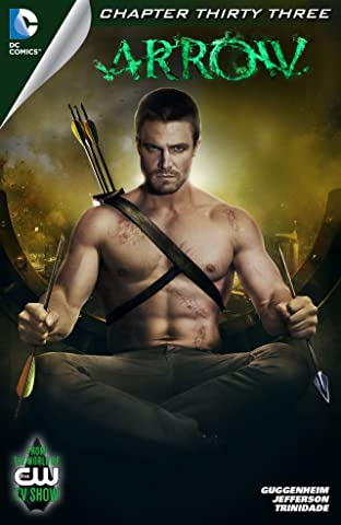 Arrow (2012-2013) No.33