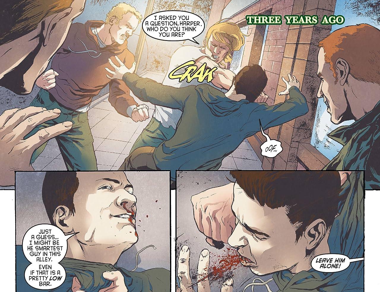 Arrow (2012-2013) #33