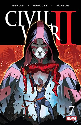 Civil War II (2016-) #7 (of 8)