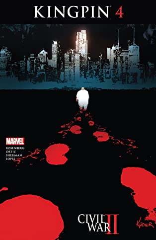Civil War II: Kingpin (2016) #4 (of 4)