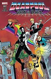 Deadpool: Back In Black (2016) #2 (of 5)