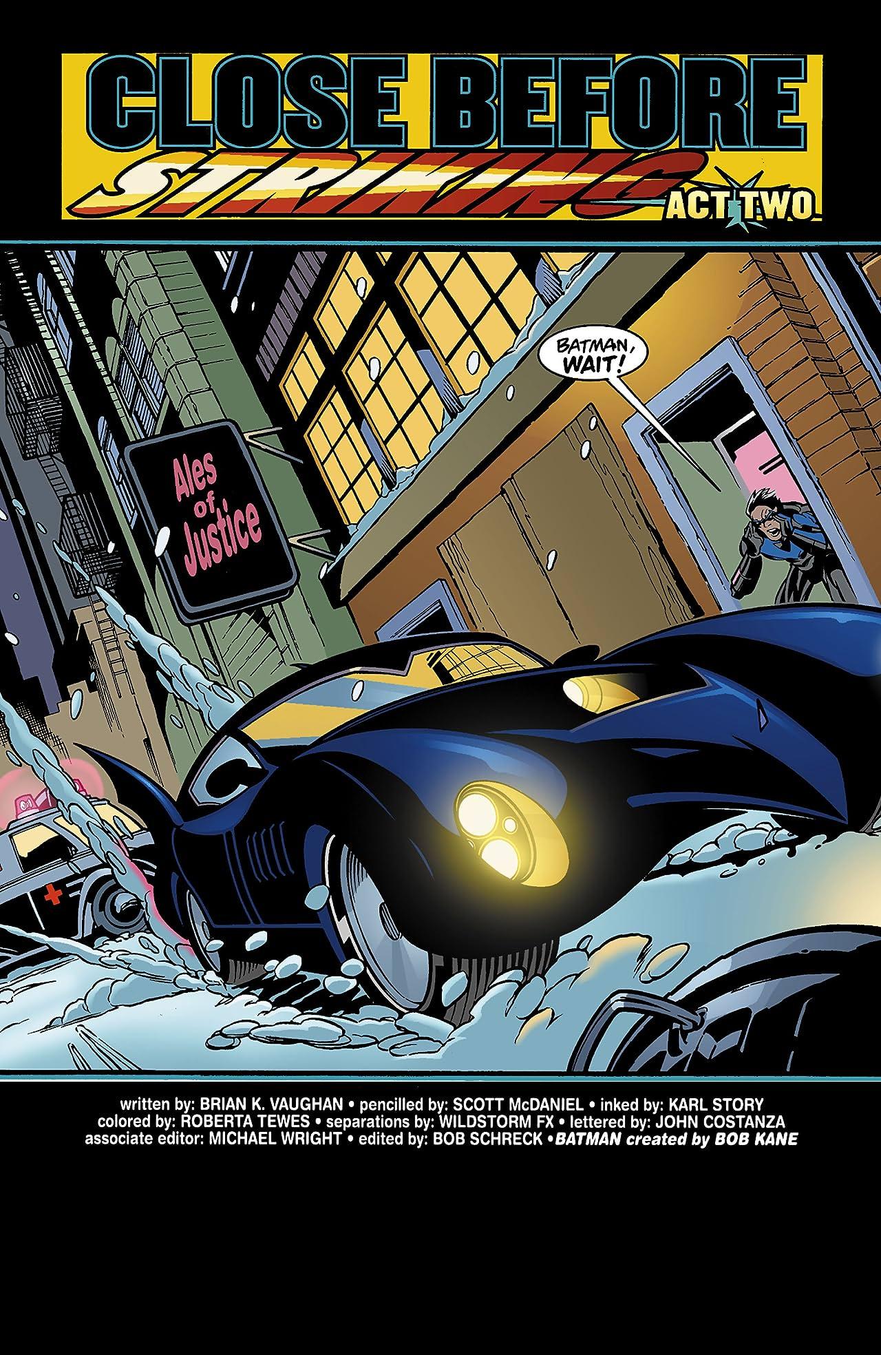 Batman (1940-2011) #589