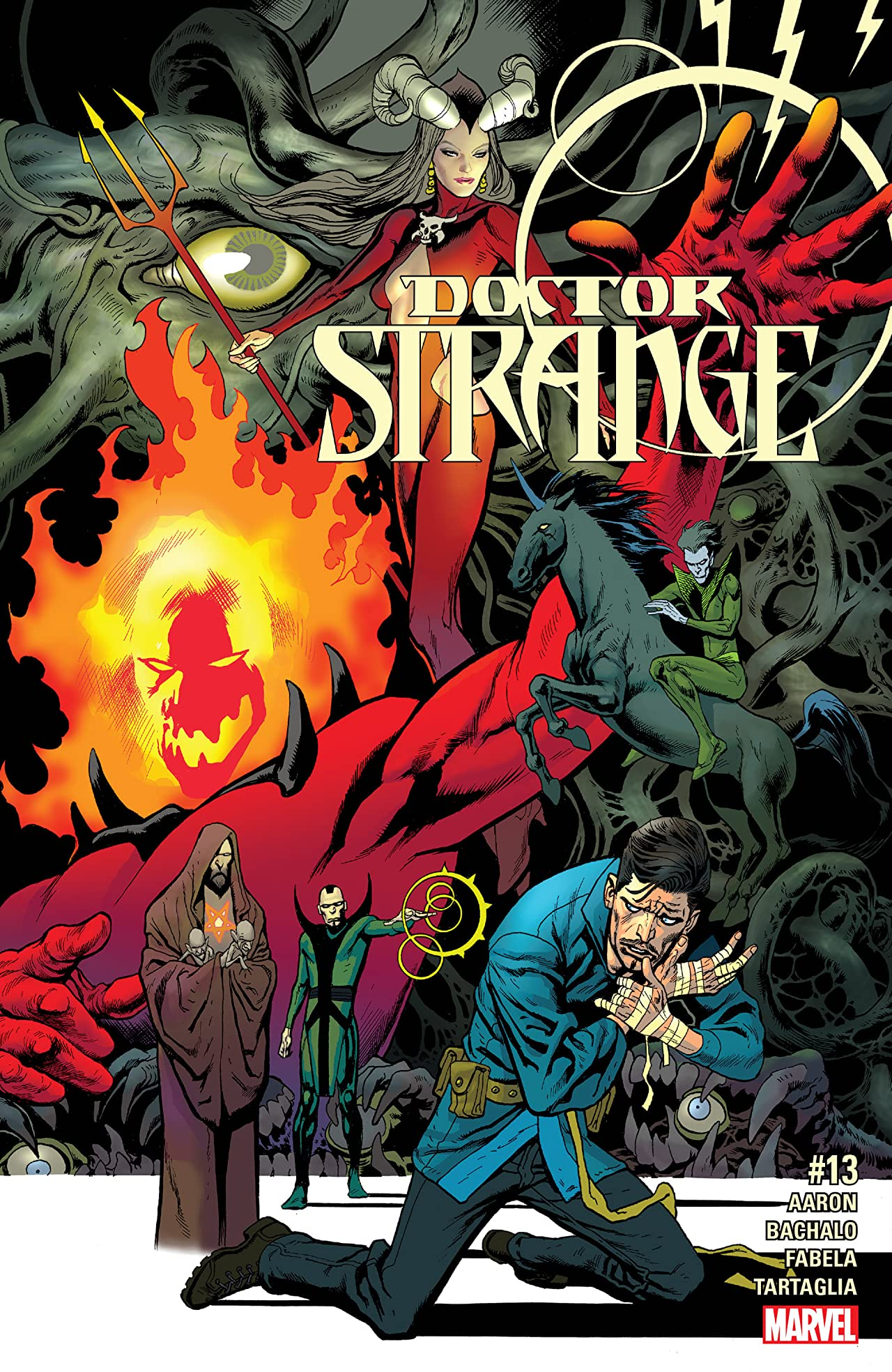Doctor Strange (2015-2018) #13