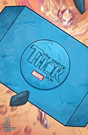 The Mighty Thor (2015-2018) #12