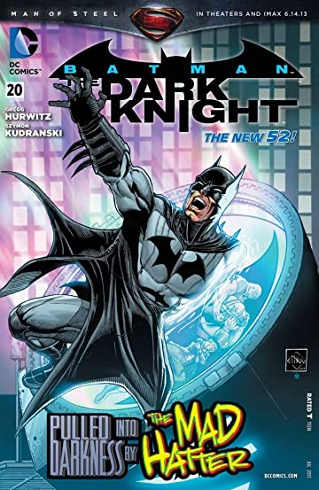 Batman: The Dark Knight (2011-2014) #20