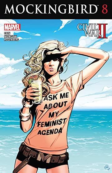 Mockingbird (2016) #8