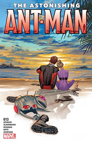 The Astonishing Ant-Man (2015-2016) #13