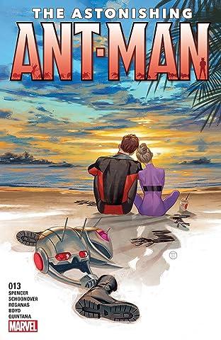The Astonishing Ant-Man (2015-) #13