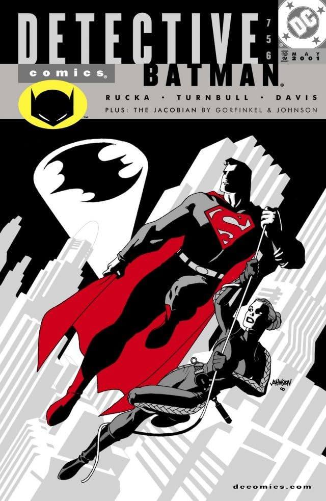 Detective Comics (1937-2011) #756