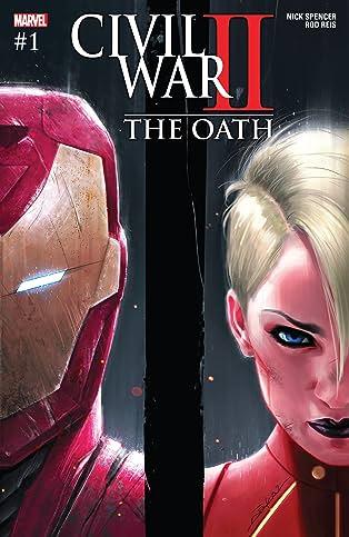 Civil War II: The Oath (2017) #1