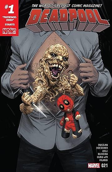 Deadpool (2015-2017) #21