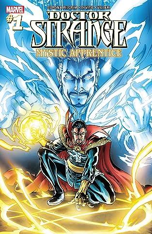 Doctor Strange: Mystic Apprentice (2016-) #1