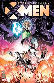 Extraordinary X-Men (2015-2017) #15