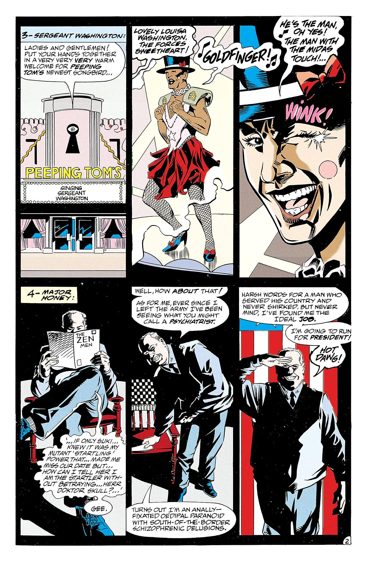 Doom Patrol (1987-1995) #46