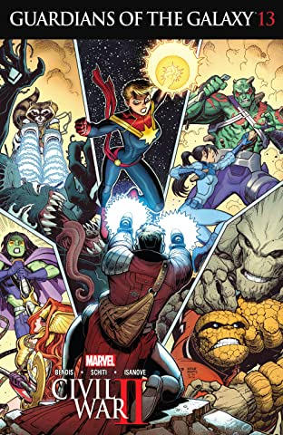 Guardians of the Galaxy (2015-) #13