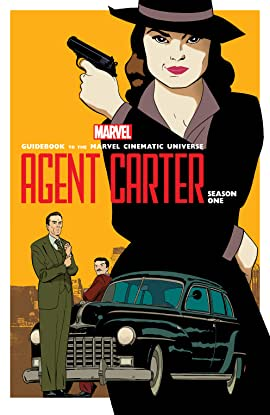 Guidebook to the Marvel Cinematic Universe - Marvel's Agent Carter Season One #1
