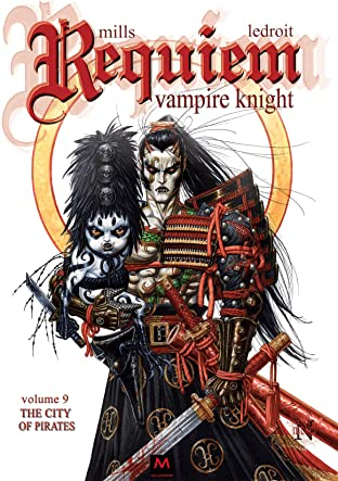 Requiem Vampire Knight Vol. 9: The City of Pirates