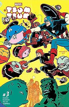 Marvel Tsum Tsum (2016) #3 (of 4)