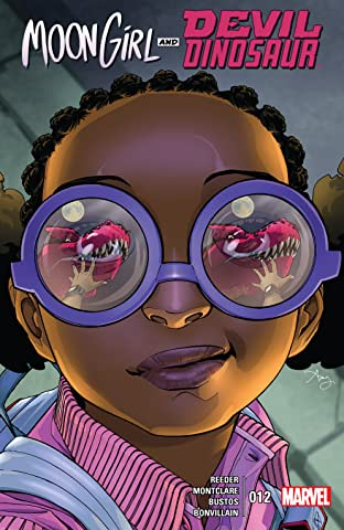 Moon Girl and Devil Dinosaur (2015-) #12