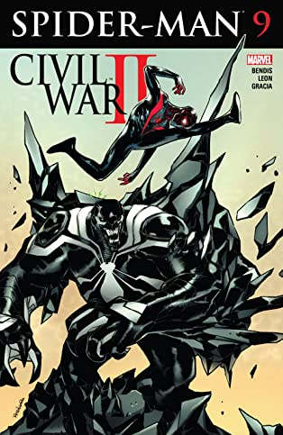 Spider-Man (2016-2018) #9