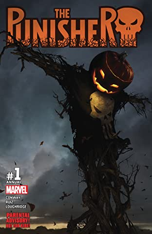 The Punisher (2016-) Annual #1