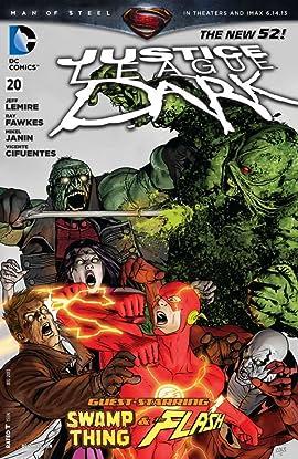 Justice League Dark (2011-2015) #20