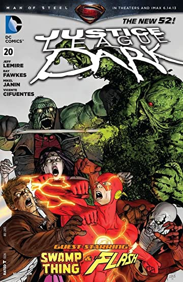 Justice League Dark (2011-2015) #20