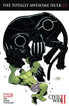 The Totally Awesome Hulk (2015-2017) #12