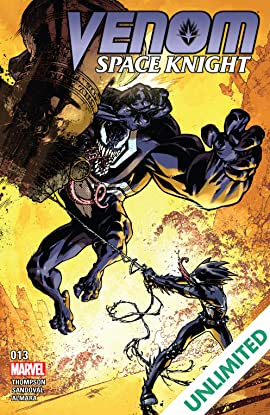 Venom: Space Knight (2015-2016) #13