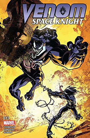 Venom: Space Knight (2015-2016) #13